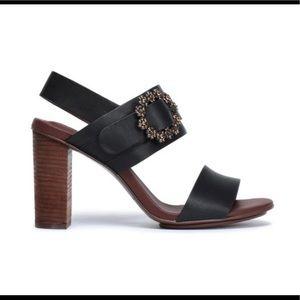 Beautiful seebuchloe heels, like new.